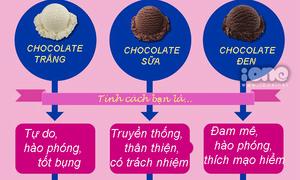 Sở thích ăn chocolate nói gì về bạn?