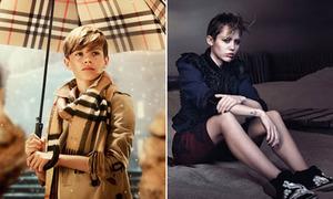 4 sao trẻ Hollywood gây náo loạn với ảnh quảng cáo thời trang