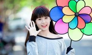 Kim Yến - 10x răng khểnh mơ làm người mẫu chuyên nghiệp