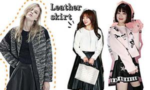3 kiểu chân váy 'ruột' từ đời thường lên thảm đỏ của xì ta Hàn