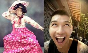 Những 'độc chiêu' tạo dáng không thể nhịn cười của hot boy Việt