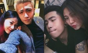 Ứng Duy Kiên úp mở về bạn gái xinh xắn sau khi chia tay Hà Lade