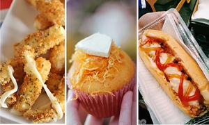 10 món làm từ phô mai biết là béo vẫn không thể ngừng ăn