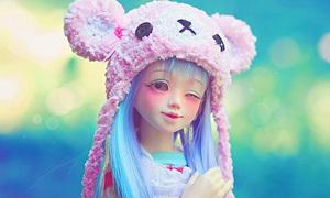 Cô búp bê Nhật xinh xắn tranh ngôi sành điệu của Barbie