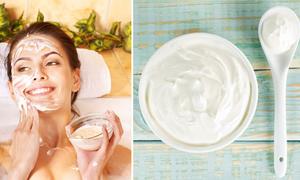 7 lợi ích làm đẹp bất ngờ của sữa chua