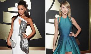Bóc mác loạt trang phục lộng lẫy trên thảm đỏ Grammy