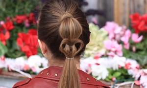 Vài giây có tóc đuôi ngựa trái tim lạ mắt cho ngày 14-2