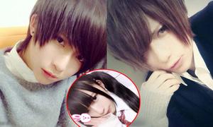 Thiếu nữ Nhật gây sốt với diện mạo 'đẹp trai hơn nam sinh'