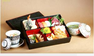 Món ngon bắt mắt tại Sushi Kei