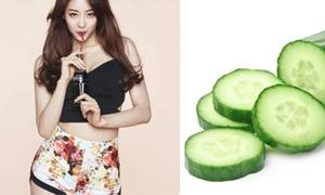 8 thực phẩm không thể thiếu trong thực đơn giảm cân của sao Hàn