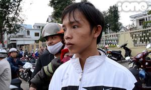 Bạn trẻ Đà Nẵng nghẹn ngào trước tin bác Nguyễn Bá Thanh qua đời