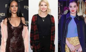 Dàn sao ngoại khoe dáng đẳng cấp tại New York Fashion Week