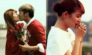 BB Trần - Kim Nhã tung MV 'Giữ em đi' đẫm nước mắt