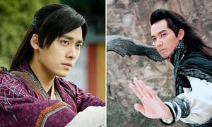 10 nam thần cổ trang xứ Trung khiến các fan mê mẩn