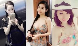 5 hot girl Việt mang bầu vẫn quyến rũ lạ thường
