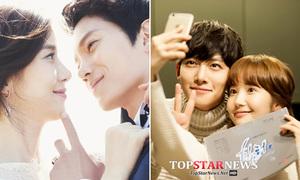 Lee Bo Young thể hiện tình cảm với chồng, Ji Chang Wook ngại ngùng vì Park Min Young