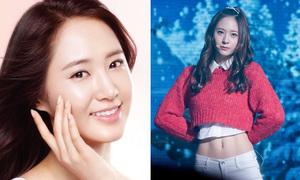 Điểm 'hút' fan nhất trên cơ thể của loạt sao nữ xứ Hàn