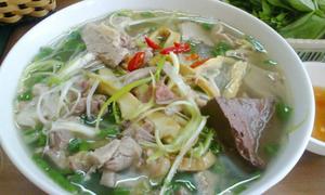 3 quán bún ngan cho bữa trưa mưa rét Hà thành