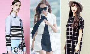 Cảm hứng thời trang khác biệt của teen Mỹ, Hàn, Nhật, Việt