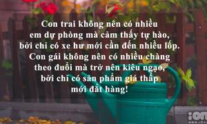 Những câu nói đau nhưng đúng về tình yêu