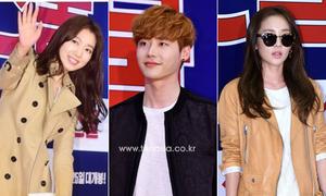 Dàn sao xứ Hàn sành điệu đi ủng hộ Kim Woo Bin