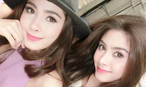 Style miễn chê của cặp chị em song sinh nổi nhất Thái Lan