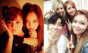 Sao Hàn 22/3: Hyo Min ghen tỵ với Bo Ram, Si Won e thẹn giữa SNSD