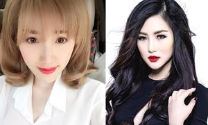 3 mô típ trang điểm khiến sao Việt giống nhau như chị em