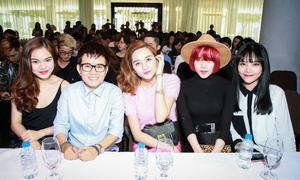 Quán quân hai cuộc thi hát góp mặt trong liveshow Phương Uyên