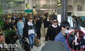 Fan Việt sướng rơn khi thấy Teen Top, GOT7, Block B 'bằng xương bằng thịt'