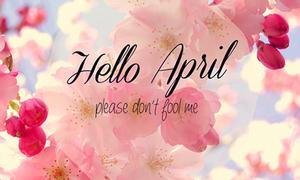 Tản mạn tháng 4