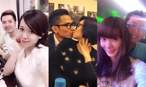 Hot girls Việt ngọt ngào với chồng như thuở mới yêu