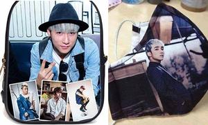 Thời trang, phụ kiện ăn theo Sơn Tùng bán chạy không kém sao Hàn