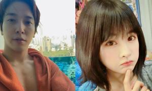 Sao Hàn 4/4: Yong Hwa nửa kín nửa hở, Bo Ram tóc ngắn siêu kute