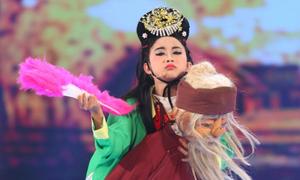 'Cậu bé Thị Mầu' đăng quang Got Talent, giành 500 triệu đồng