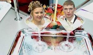 Ảnh cưới bá đạo chỉ có ở Nga