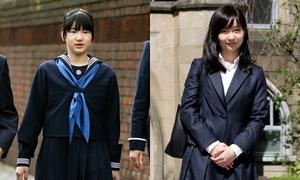 Cuộc sống học sinh ít biết của hai nàng công chúa Nhật Bản