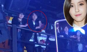 Lee Seung Gi bị nghi phản bội Yoon Ah, hẹn hò Hyo Min (T-ara)