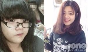Cô nàng 9x quyết giảm 17kg vì bị từ chối khi tỏ tình