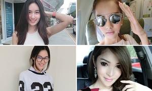4 mỹ nhân chuyển giới Thái Lan hút fan rần rần vì sành điệu