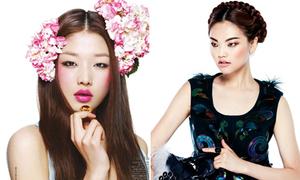 10 chân dài 'đẹp lạ' đắt giá nhất làng mẫu Hàn Quốc