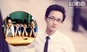 Thầy giáo hot boy Tiến Minh phản đối quy định cấm thầy yêu trò