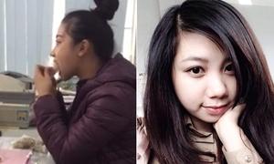 Cô gái vừa ăn vừa hát tiếp tục gây sốt khi cover 'Yêu xa'