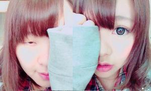 Thiếu nữ Nhật 'hot điên đảo' với khuôn mặt trang điểm nửa vời