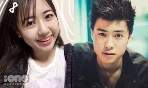 Lộ diện bạn gái du học sinh xinh ngất ngây của hot boy Vương Anh