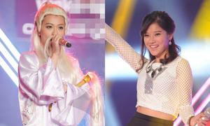 Mi-A hóa thân thành ông bụt, Hoàng Yến hát hit T-ara cực chuẩn