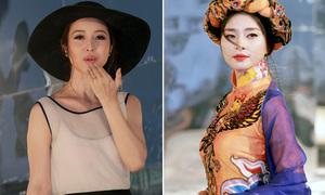 Jennifer Phạm, Ngô Thanh Vân xinh đẹp 'đánh bật' đàn em