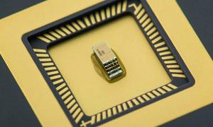Máy tính siêu nhỏ chỉ bằng hạt gạo