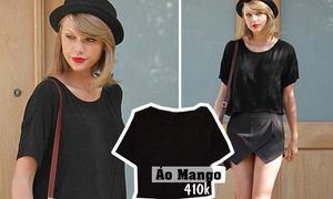 Bóc giá: Set đồ đẹp chỉ hơn 2 triệu đồng của Taylor Swift