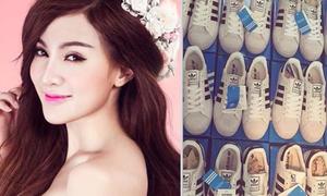 Kelly Nguyễn không lỗ vốn dù hoàn tiền cho khách mua giày fake
